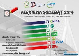 04 Verkiezingsdebat flyer